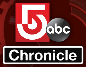 WCVB Channel 5's Chronicle award.