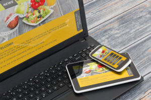Make sure your website looks good across a wide range of devices (from desktops to mobile devices)