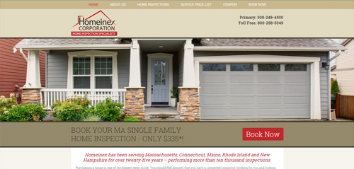 Homeinex Corp. – Home Inspection Specialists