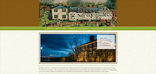 Salem Cross Inn