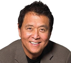 "Robert Kiyosaki of ""Rich Dad"" fame."