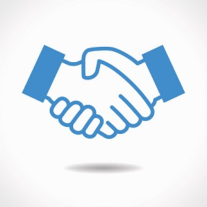 Handshake on LinkedIn