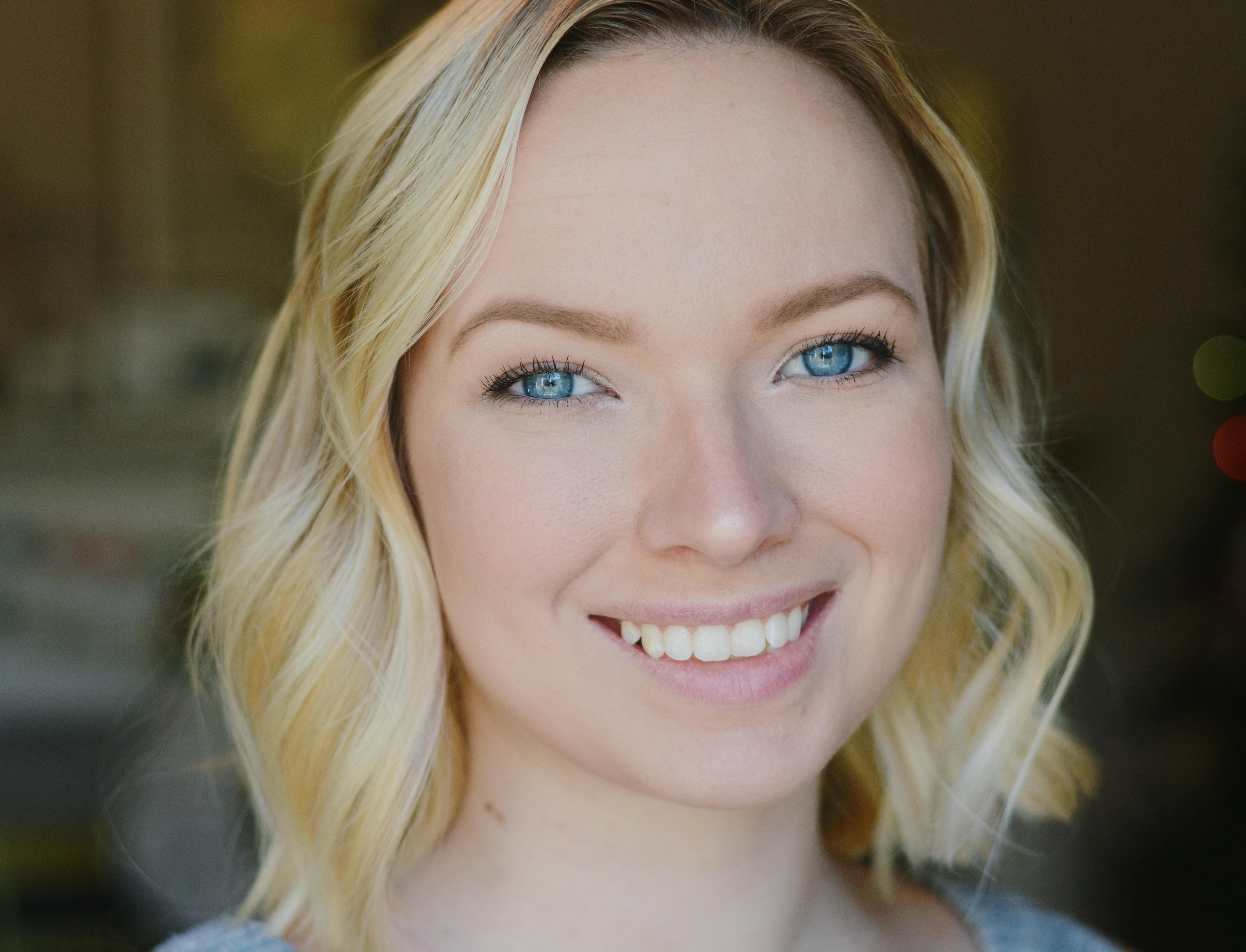 Headshot of Catrina Gardner, Vision's Social Specialist.