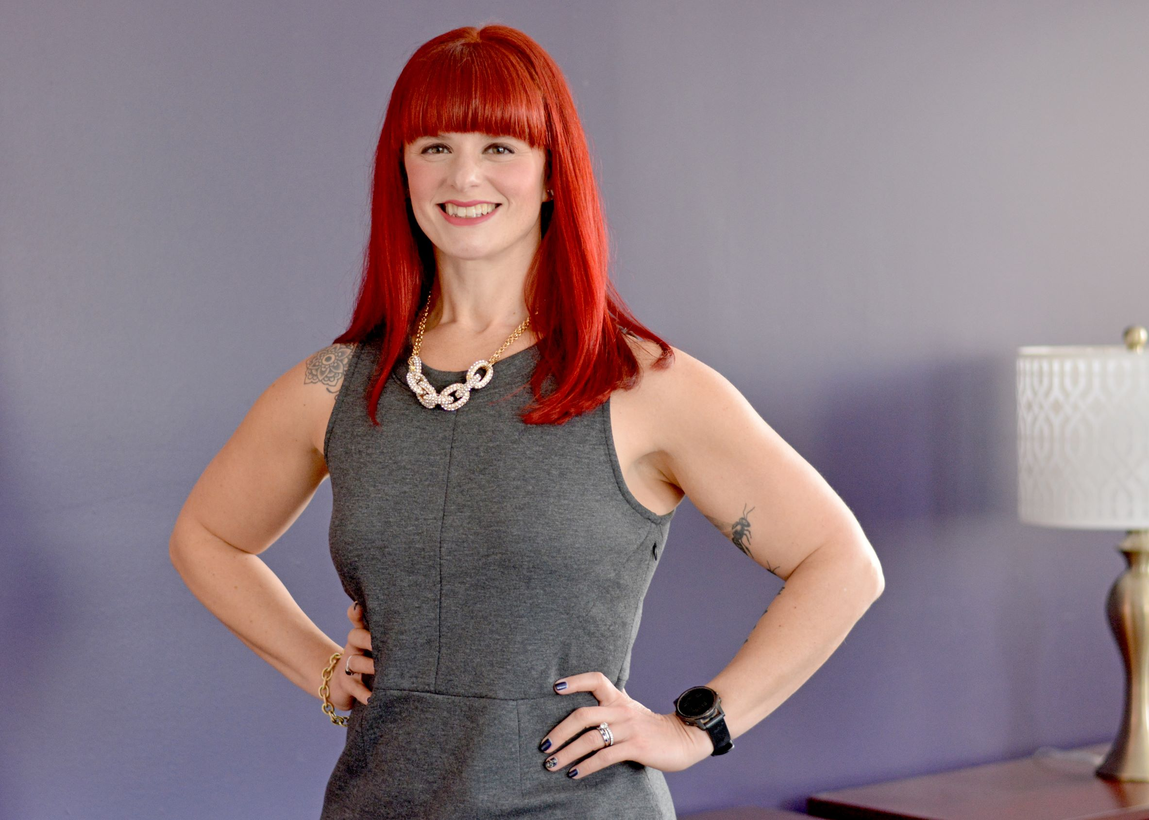 Photo of Vision Advertising COO, Julia Becker Collins.